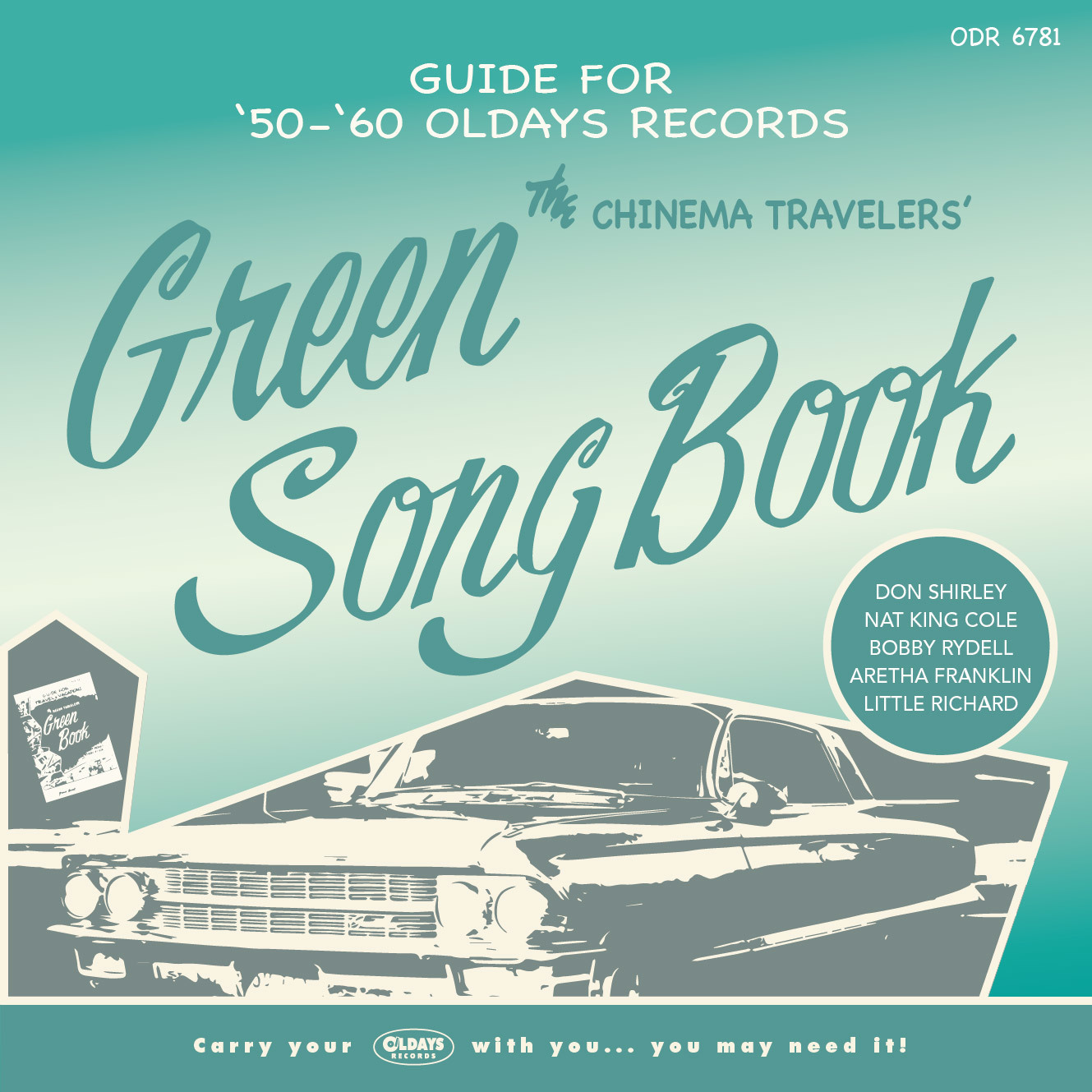 Green Song Book
