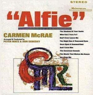 Alfie - Carmen McRae
