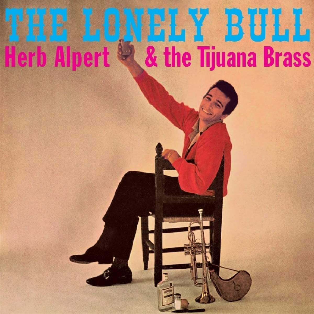 The Lonely Bull - Herb Alpert & The Tijuana Brass ('62)
