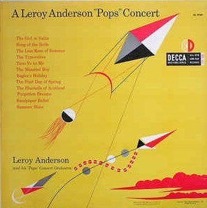 A Leroy Anderson Pops Concert ('54)