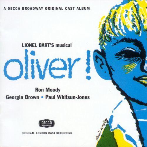 Oliver! Original 1960 Cast Recording