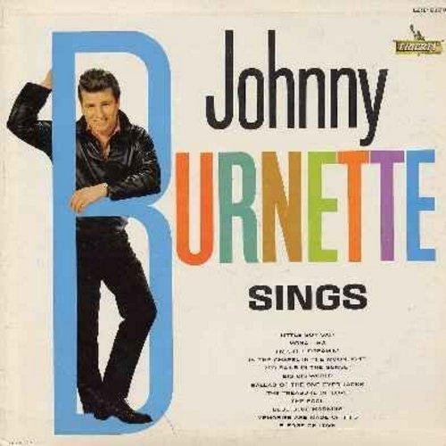 Johnny Burnette Sings ('61)
