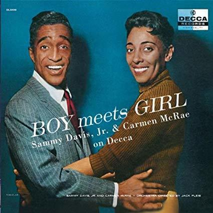 Boy Meets Girl - Sammy Davis Jr. and Carmen McRae ('57)