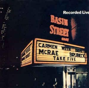Take Five - Carmen McRae/Dave Brubeck ('61)
