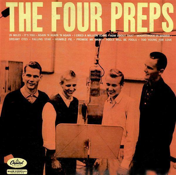 The Four Preps ('58)
