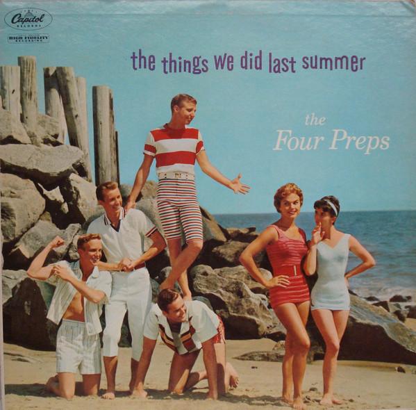The Things We Did Last Summer ('58)