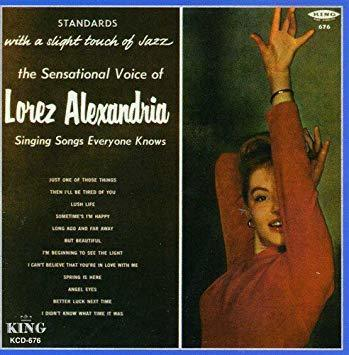 Standard with A Slight Touch of Jazz ('59)