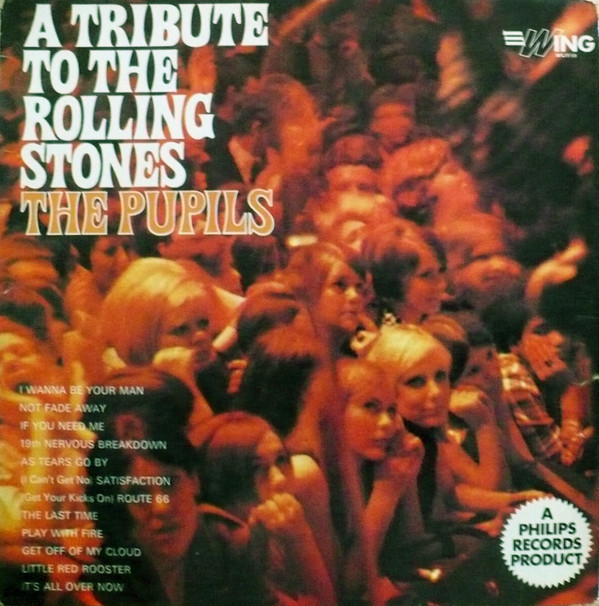 The Pupils tribute to The Rolling Stones ('67)