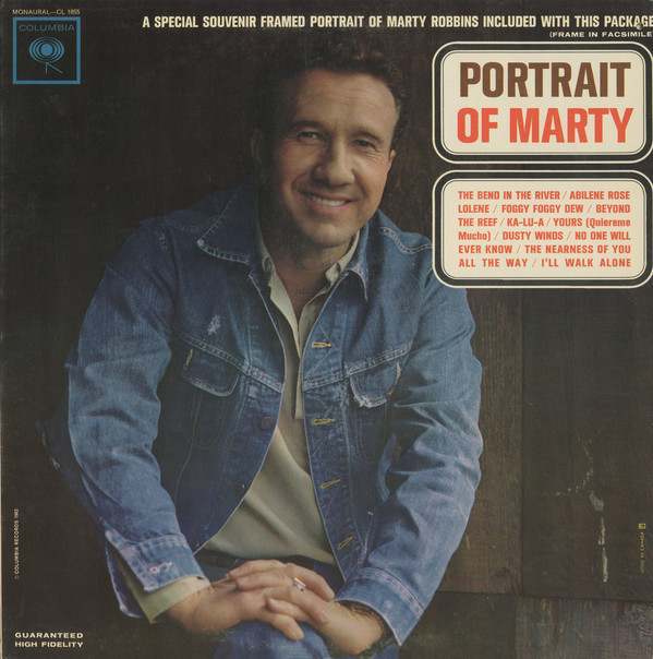 Portrait of Marty ('62)