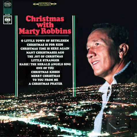 Christmas with Marty Robbins ('67)