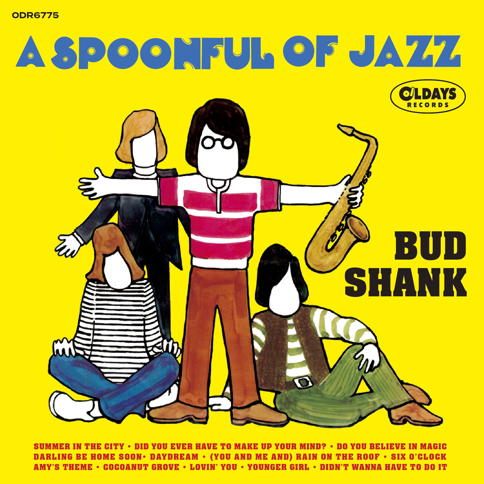 A Spoonful of Jazz - Bud Shank