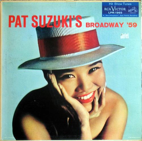 Pat Suzuki's Broadway '59 ('59)
