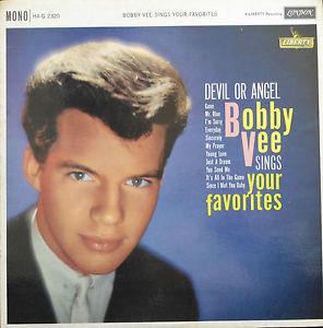 Bobby Vee Sings Your Favorites ('60)