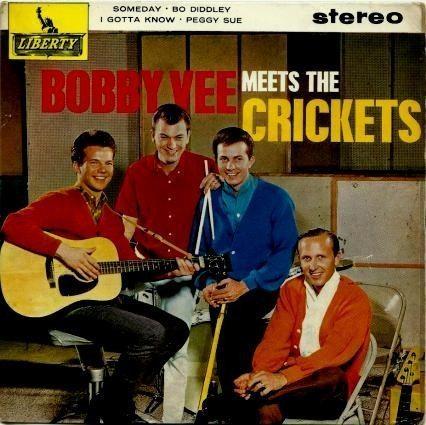 Bobby Vee Meets The Crickets ('62)