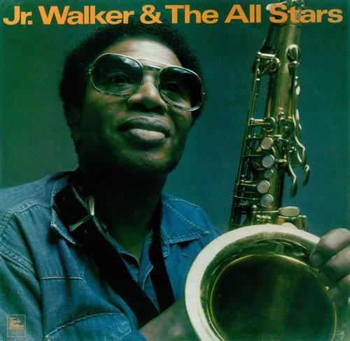 JR, Walker & The All Stars ('74)