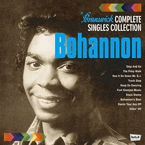 Brunswick Complete Singles Collection - Bohannon